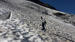 Glacier du Replat